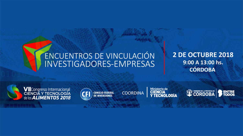 Encuentros de Vinculación Investigadores - Empresas
